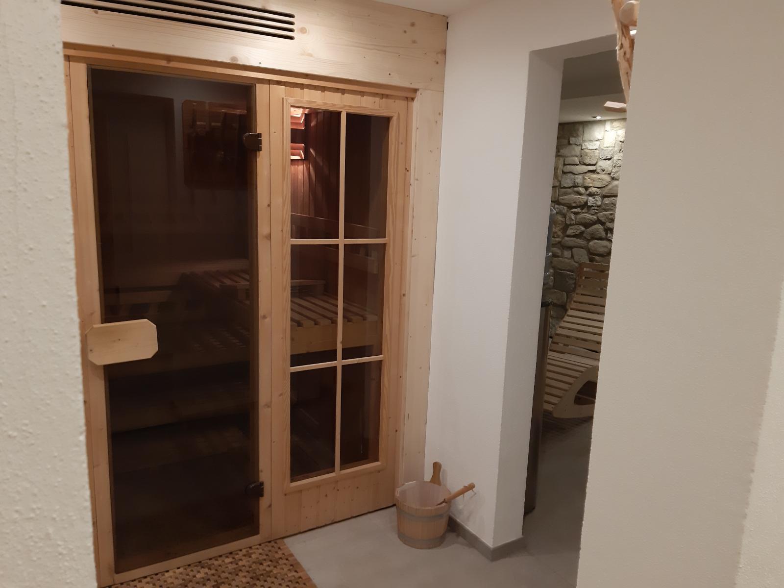 Saunabereich Allgäutissimo Neumummen